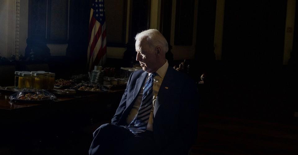 Biden Goes Big Without Sounding Like It