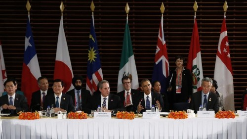Is the Trans-Pacific Partnership Unconstitutional?