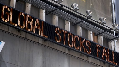 How to Deal With Market Instability: Don't Watch