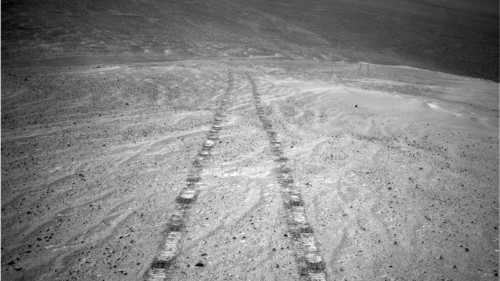 A Window of Opportunity Closes on Mars