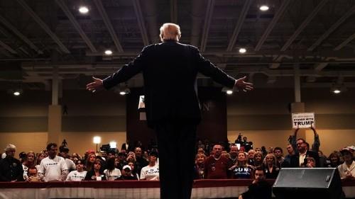 Donald Trump: The Protector
