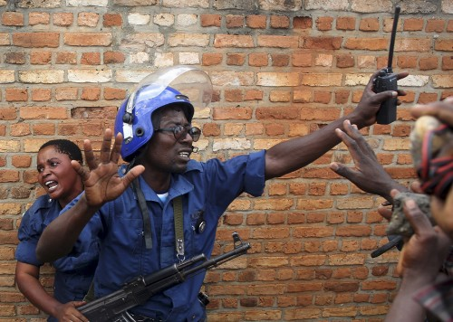 Violence, Protests, and a Potential Coup in Burundi