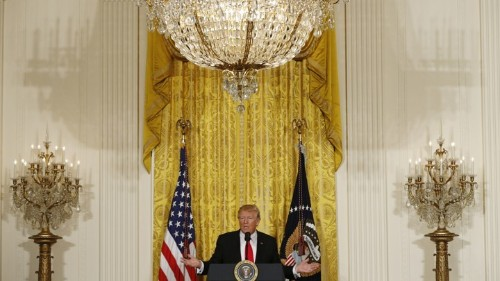 'What We Are Seeing With Trump Is Fundamentally Different'