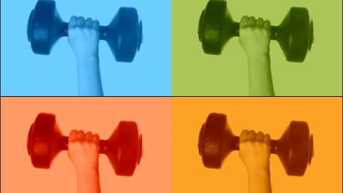 Muscle Strength Is in the Mind