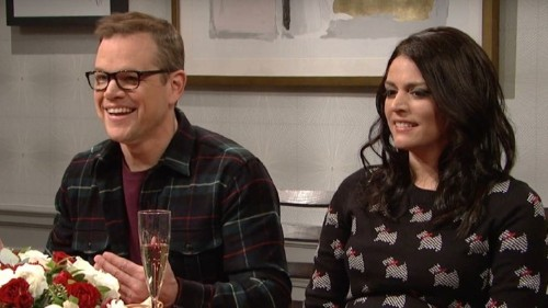 'SNL,' With Matt Damon, Airs a Genius Weezer Argument - The Atlantic