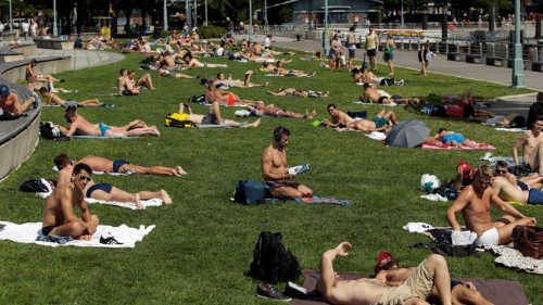 Climate Change Is Causing More Sweltering Summer Days