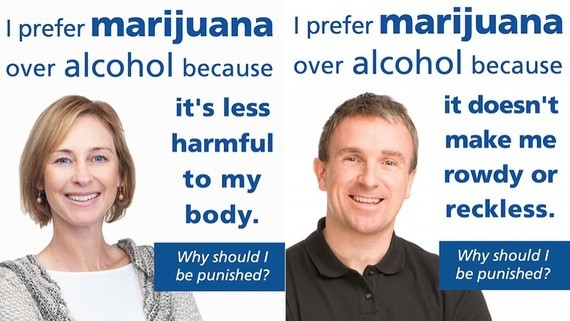 Marijuana Advocates Are Really Bumming the Booze Lobby Out