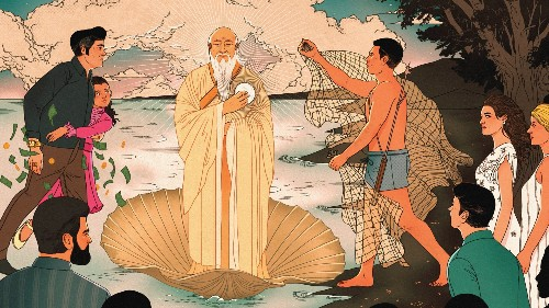 Chasing the Pearl of Lao Tzu