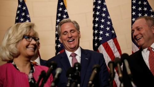 House Republicans Still Can't Get Along