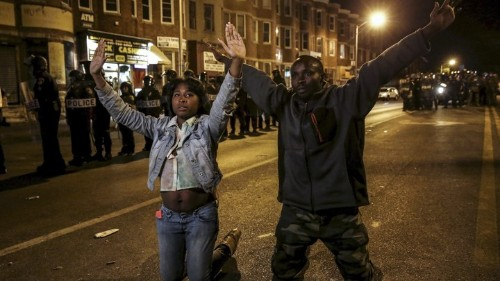 'We Disagree With Any Implication That Freddie Gray Severed His Own Spinal Cord'