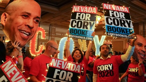 Why Hasn't Cory Booker's Campaign Caught Fire?