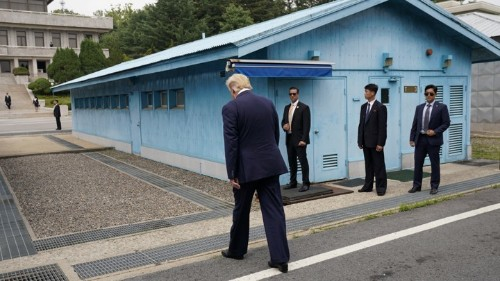 Trump Moves Away From Denuclearizing North Korea