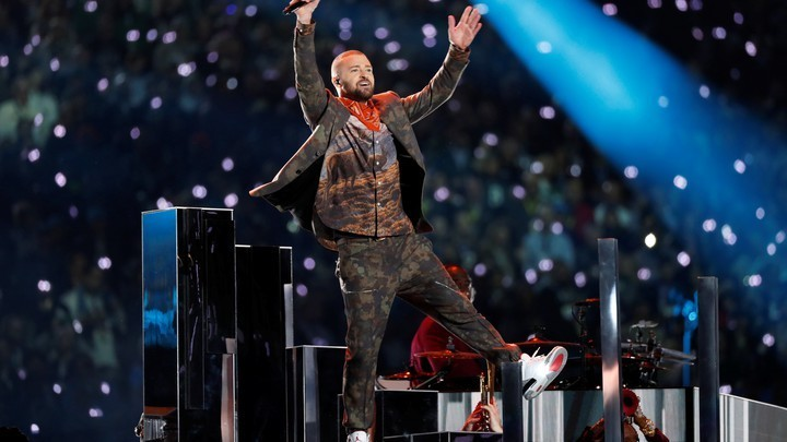 Justin Timberlake's Anti-Spectacular Super Bowl