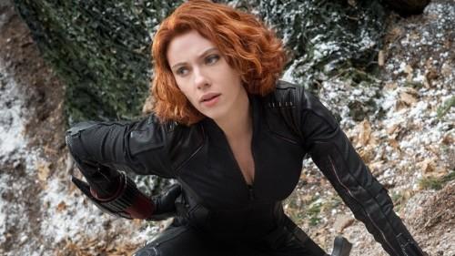 Black Widow's Smurfette Problem