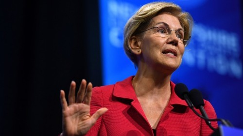 The Question Elizabeth Warren Doesn't Want to Answer