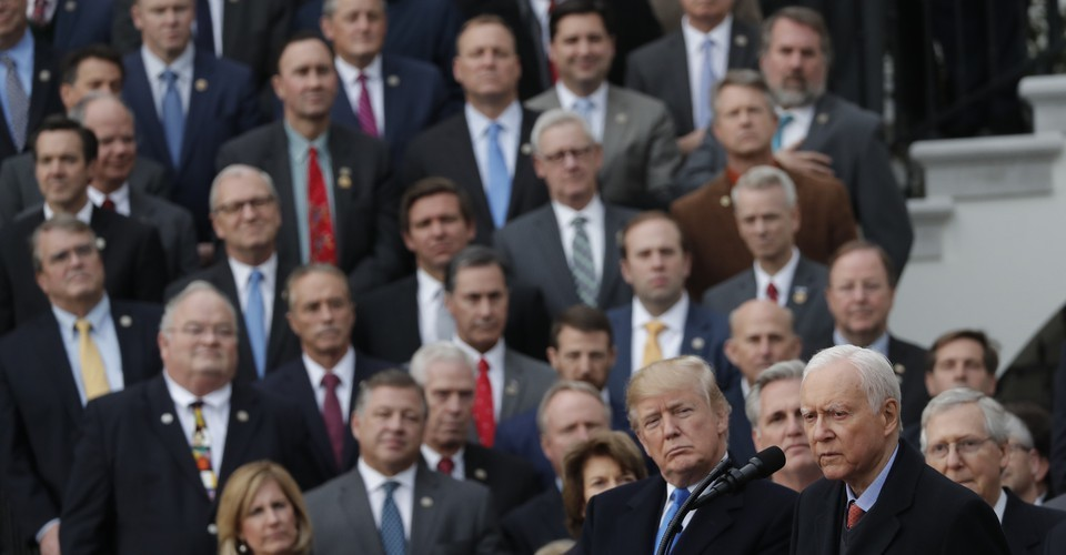 Republicans Don't Want to Talk About It