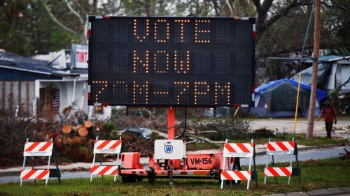 Florida Votes for Democracy