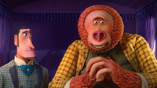 Missing Link Is a Sweet-Hearted, Stop-Motion Spectacle