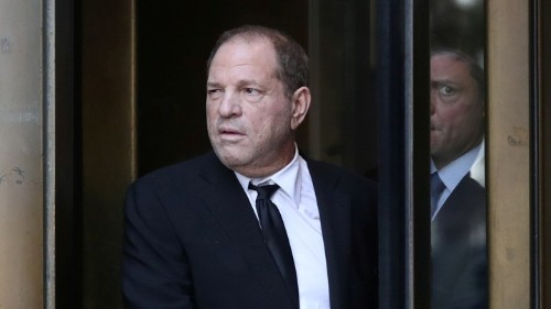 The Plan to Make Harvey Weinstein a Hero
