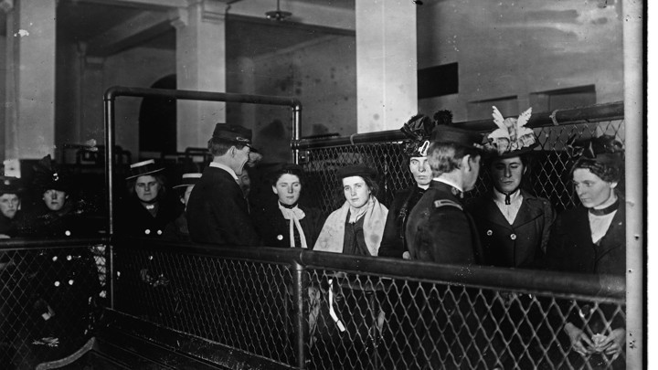 A Brief History of America's 'Love-Hate Relationship' With Immigration