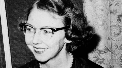 What Flannery O'Connor's College Journal Reveals