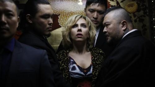 Scarlett Johansson's Vanishing Act