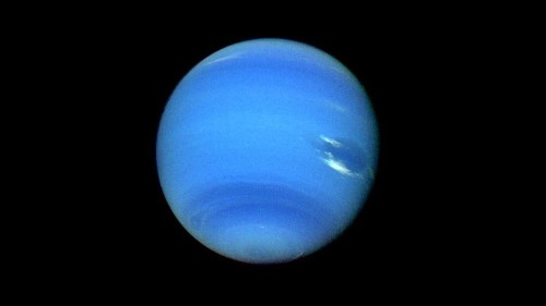 A City-Size Moon Was Hiding Around Neptune