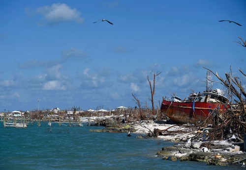Devastated by Dorian: Photos From the Bahamas