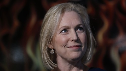 Gillibrand Is Running for President: Politics Daily