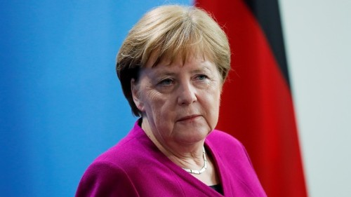 How Angela Merkel Keeps Power in a Man's World