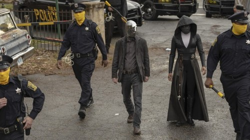 The Brave New World of HBO's Watchmen