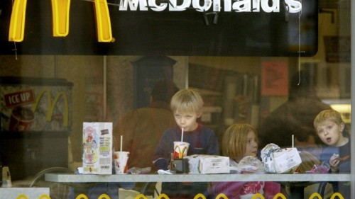 The Myth That Links Poor Families to Fast Food