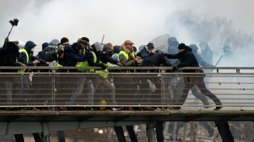 What Do France's Yellow-Vest Protesters Want?
