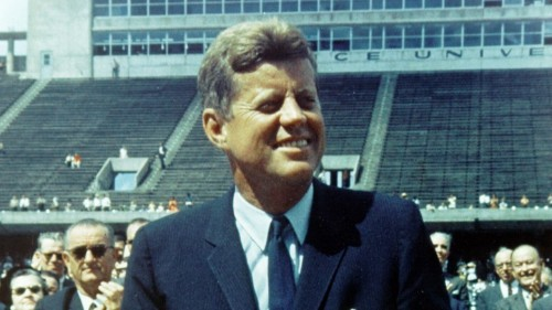 John F. Kennedy's Famous Moon Speech, 50 Years Later