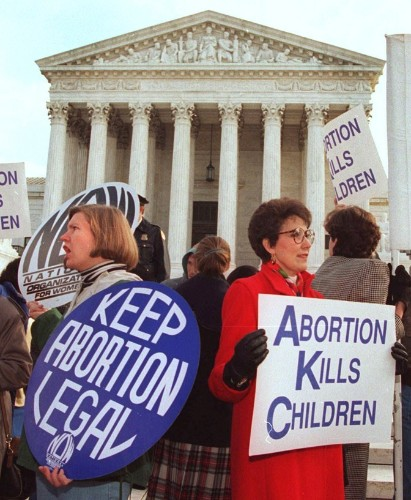 Decades of Atlantic Readers Debating Abortion
