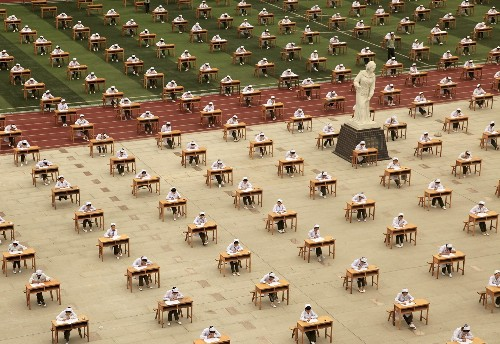 Exams Around the World