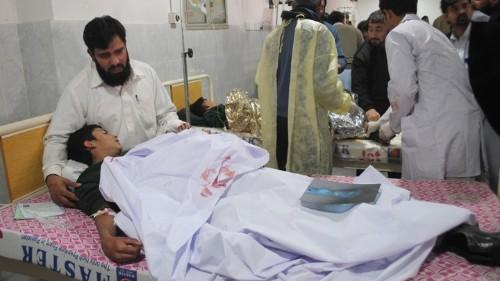 The Taliban Massacres Students in Pakistan
