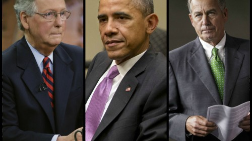 Can Republicans Stop Obama's Immigration Order?