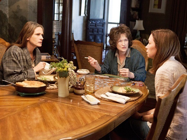 The Exhausting Emotional Violence of August: Osage County