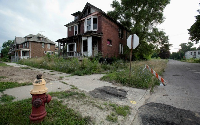 Why Investors in China Love Detroit's Bankruptcy