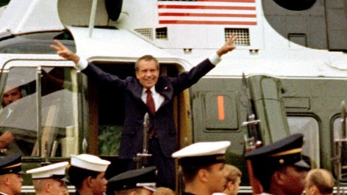 Project Wizard: Dick Nixon's Brazen Plan for Post-Watergate Redemption
