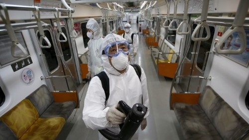Why Is MERS So Contagious?