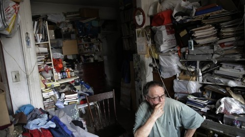 Hoarding in the Time of Marie Kondo