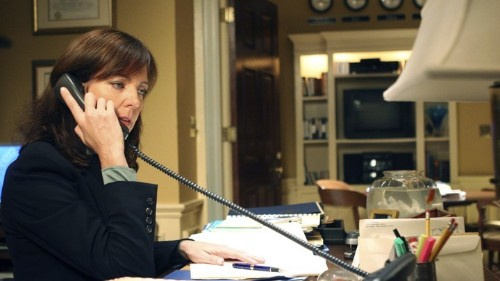 C. J. Cregg and the Illusions of The West Wing