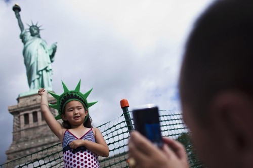 The Statue of Liberty: Standing at America's Gateway