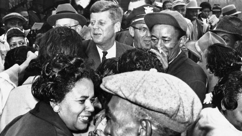 When Black Voters Exited Left