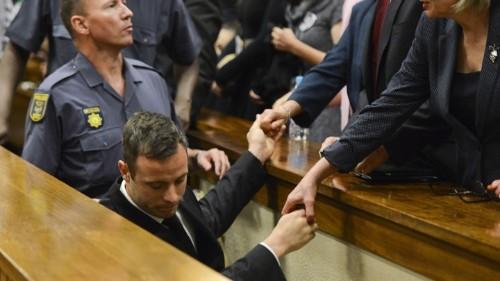 Oscar Pistorius to Serve 10 Months in Prison