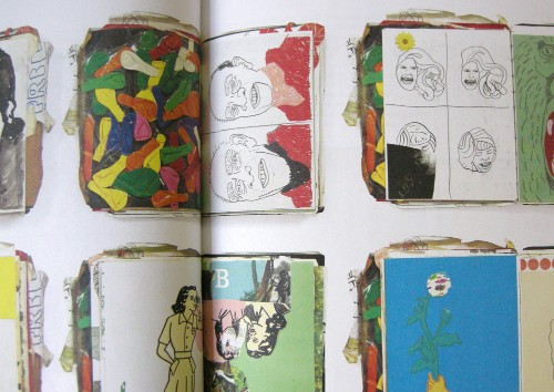 From Design to Street Art, 5 Looks Inside Great Creators' Notebooks