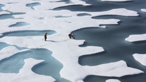 The Arctic: Where the U.S. and Russia Could Square Off Next