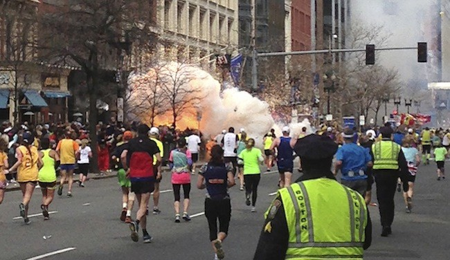 The Boston Marathon Bombing: Keep Calm and Carry On